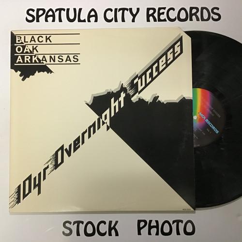 Black Oak Arkansas - 10 yr Overnight Success - vinyl record LP