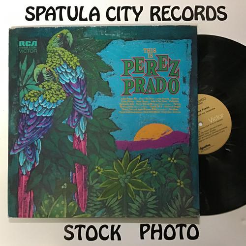 Perez Prado and His Orchestra - This is Perez Prado - double vinyl record LP