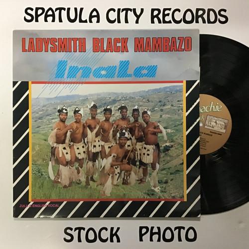 Ladysmith Black Mambazo - Inala - vinyl record LP