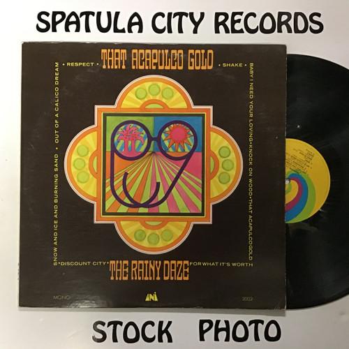 Rainy Daze, The - The Acapulco Gold - MONO - vinyl record LP