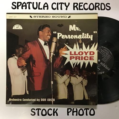 Lloyd Price - Mr. Personality - vinyl record LP