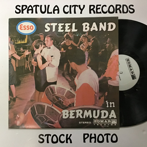 Esso Steel Band - Steel Band in Bermuda - IMPORT - vinyl record LP