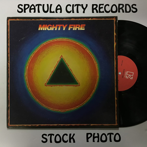 Mighty Fire - Mighty Fire - vinyl record LP