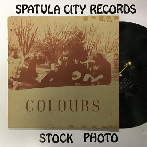 The Colours - The Colours - vinyl record album LP