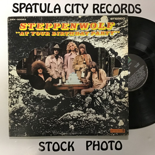 Steppenwolf - At Your Birthday Party - vinyl record LP