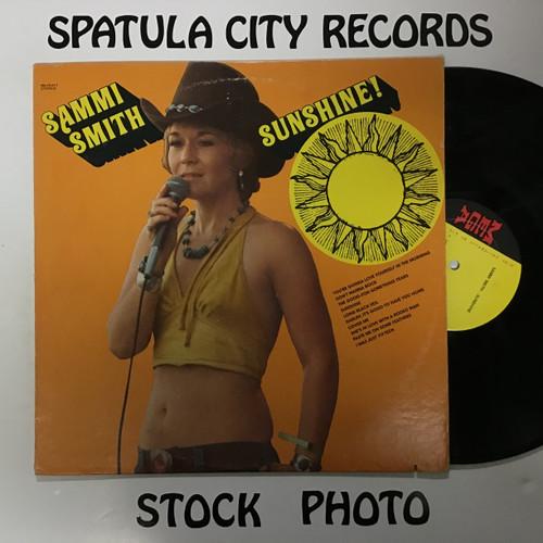 Sammi Smith - Sunshine - vinyl record LP