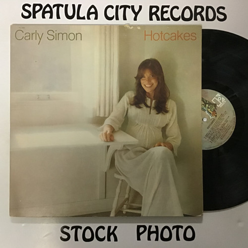 Carly Simon - Hotcakes - vinyl record LP