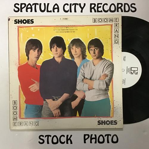Shoes - Boomerang - PROMO - vinyl record LP