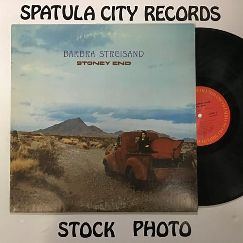 Barbra Streisand - Stoney End - vinyl record LP
