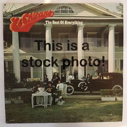 El Chicano - The Best of Everything - vinyl record LP