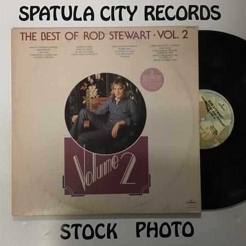 Rod Stewart - The Best of Rod Stewart Volume 2 - double vinyl record LP