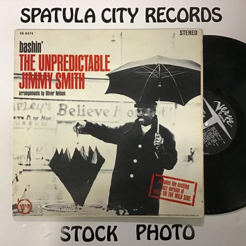 Jimmy Smith - Bashin' - The Unpredictable Jimmy Smith - vinyl record LP