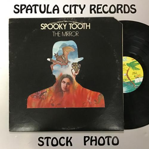 Spooky Tooth - The Mirror - vinyl record LP