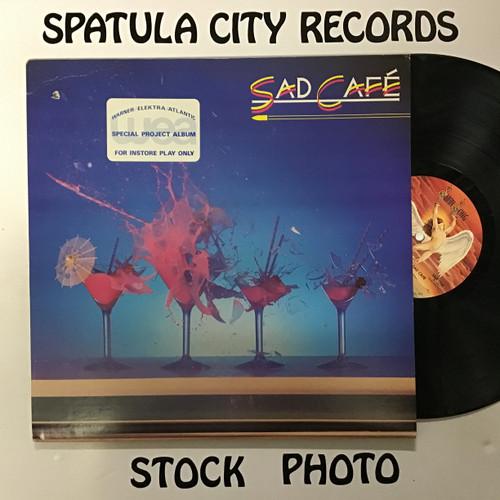 Sad Cafe - Sad Cafe - vinyl record LP