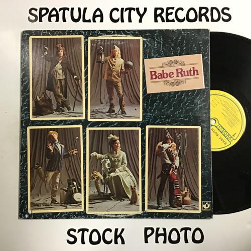 Babe Ruth - Babe Ruth - vinyl record LP