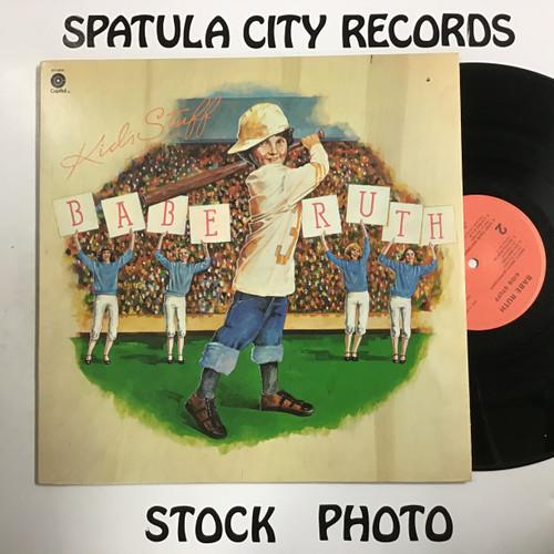 Babe Ruth - Kids Stuff - vinyl record LP