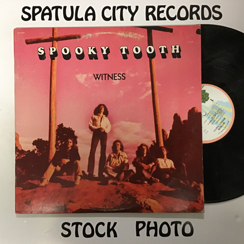Spooky Tooth - Witness  - vinyl record LP