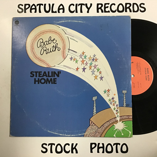 Babe Ruth - Stealin' Home - vinyl record LP