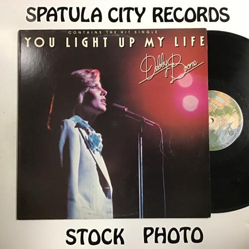Debby Boone - You Light Up My Life - vinyl record LP