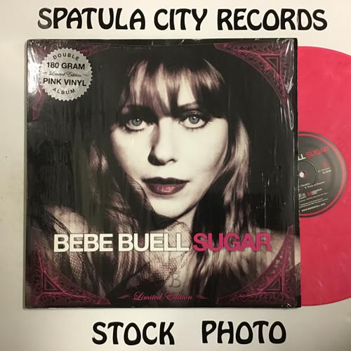 Bebe Buell - Sugar - Pink Vinyl - double vinyl record LP