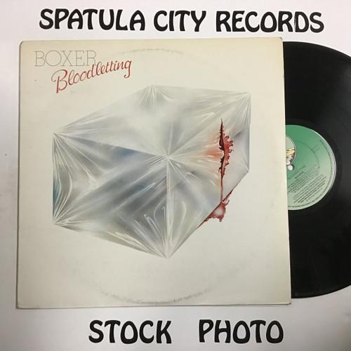 Boxer - Bloodletting - IMPORT - vinyl record LP