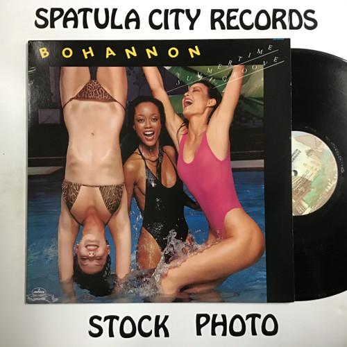 Hamilton Bohannon - Sumertime Groove - vinyl record LP