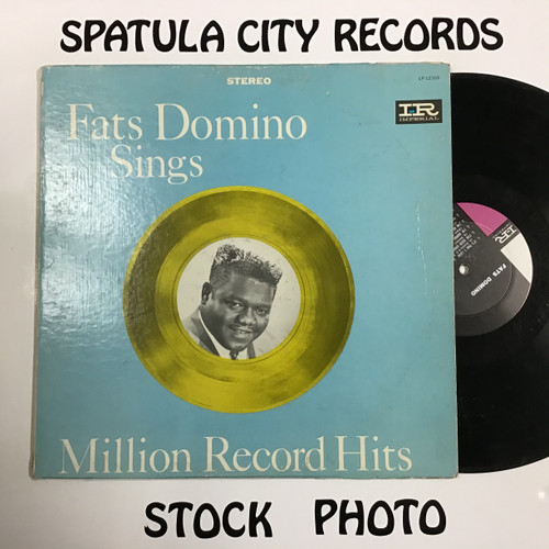 Fats Domino - Million record hits - vinyl record album LP