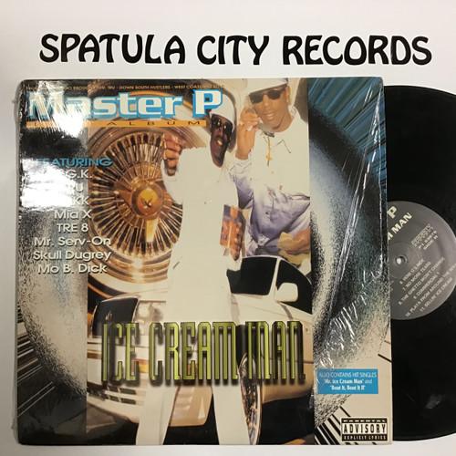 Master P - Ice Cream Man - double vinyl record LP