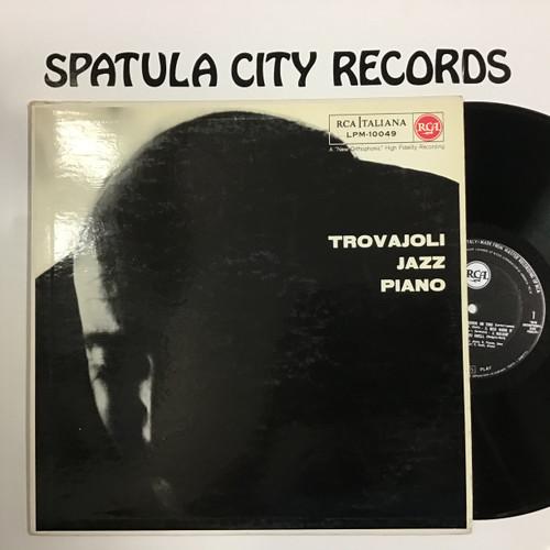 Trovajoli - Trovajoli Jazz Piano - MONO - IMPORT - vinyl record LP
