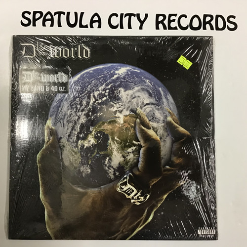 D12 - D12 World - SEALED - double vinyl record LP