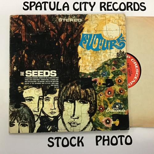 Seeds, The - Future - vinyl record album LP