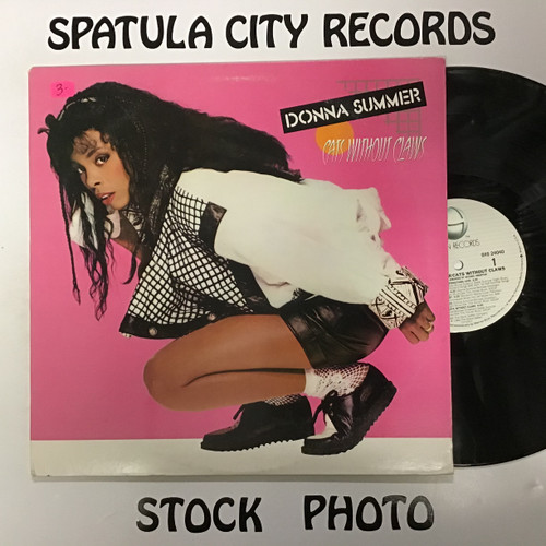 Donna Summer - Cats Without Claws - vinyl record LP