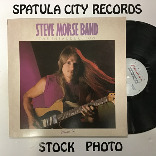 Steve Morse Band - The Introduction - vinyl record LP