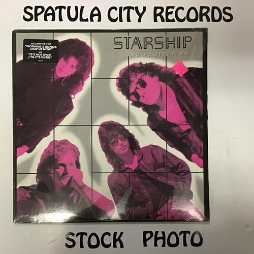 Starship - No Protection - SEALED - vinyl record LP