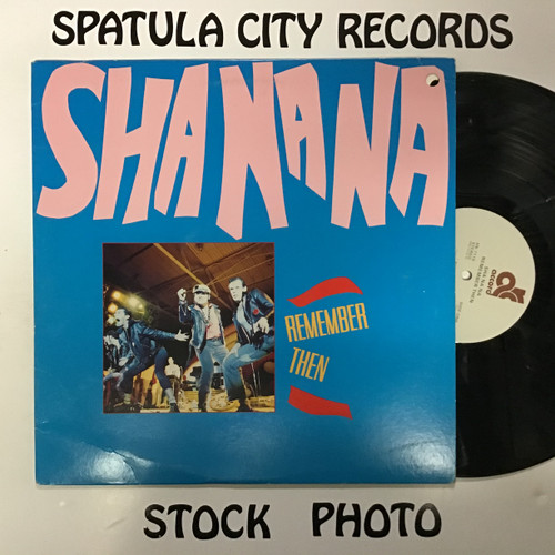 Sha Na Na - Remember Then - vinyl record LP