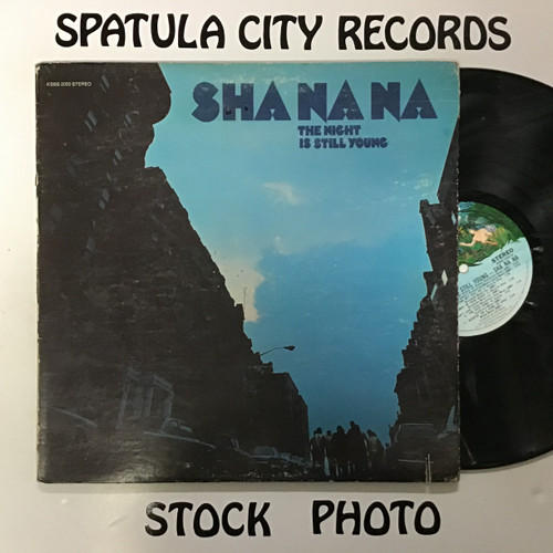 Sha Na Na - The Night Is Still Young - vinyl record LP