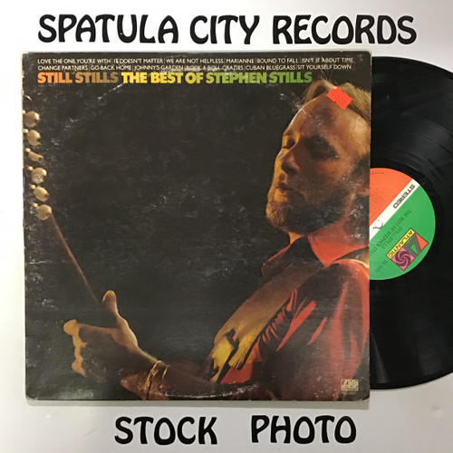 Stephen Stills - The Best of Stephen Stills - vinyl record LP