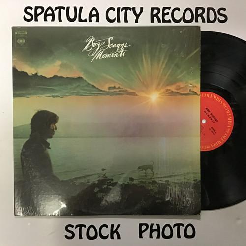 Boz Scaggs - Moments - vinyl record LP