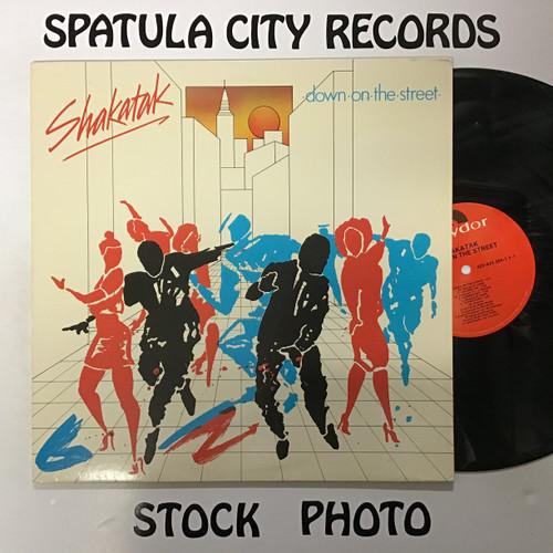 Shakatak - Down On the Street - vinyl record LP