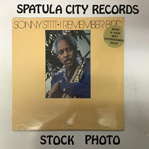 Sonny Stitt - Remember Bird - SEALED - vinyl record LP