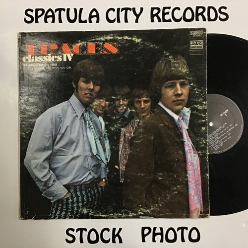 Classics IV - Traces - vinyl record LP