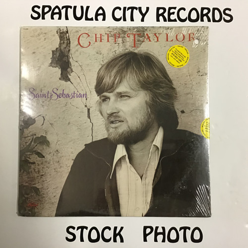 Chip Taylor - Saint Sebastian - SEALED - vinyl record LP