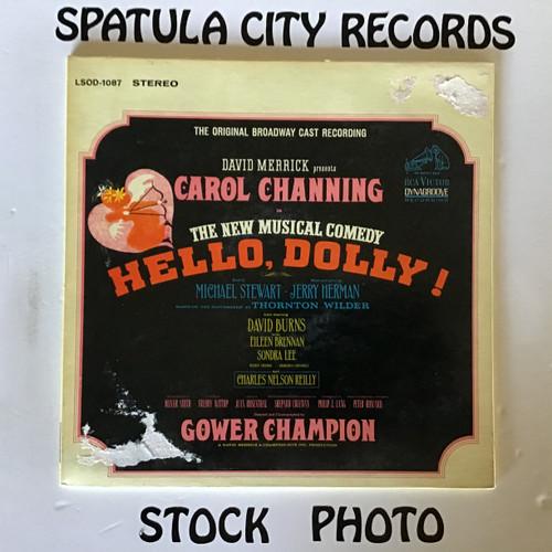Hello, Dolly! - soundtrack - vinyl record LP