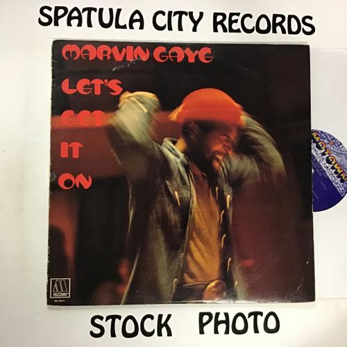 Marvin Gaye - Let's Get it On - vinyl record LP