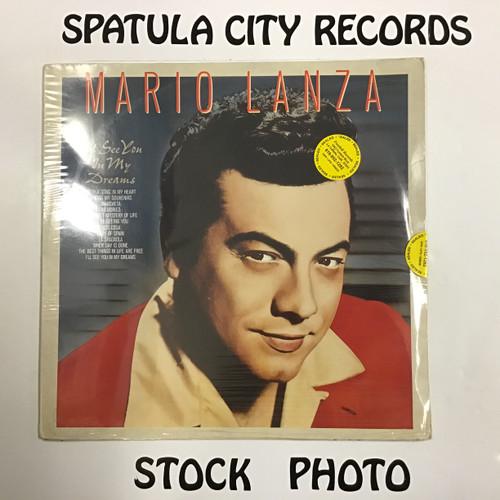 Mario Lanza - I'll See You in My Dreams - SEALED - IMPORT - MONO - vinyl record LP