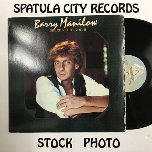 Barry Manilow - Greatest Hits Volume II - vinyl record LP