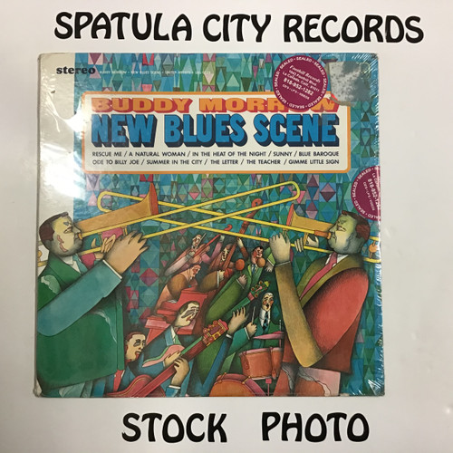 Buddy Morrow - New Blues Scene - SEALED - vinyl record LP
