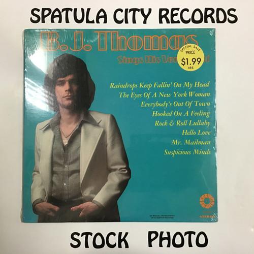 B.J. Thomas - Sings His Very Best - SEALED - vinyl record LP