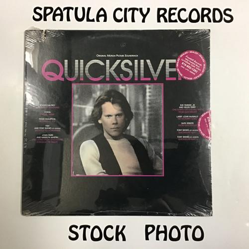 Quicksilver - Quicksilver Original Motion Picture Soundtrack - soundtrack - SEALED - vinyl record LP