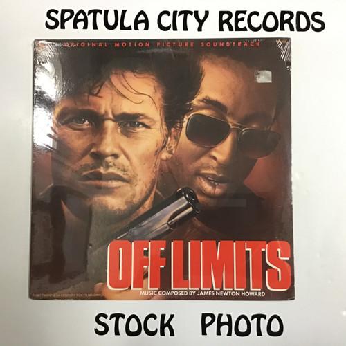James Newton Howard - Off Limits - soundtrack - SEALED - vinyl record LP